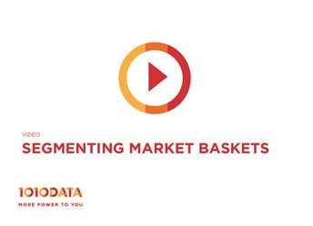 Segmenting Market Baskets Demo