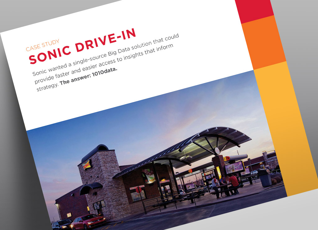 sonic case study Customer success story: sonic page 2 w ell-known for its roller-skating wait staff, great food  this case study is for informational purposes only hotschedules.
